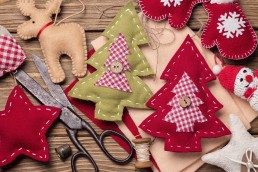 Christmas diy decoration ideas storage