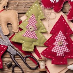 Christmas diy decoration ideas storage
