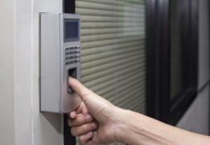 self storage fingerprint access
