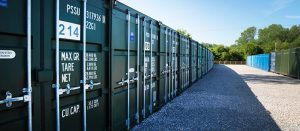 beyond Carmarthen storage containers
