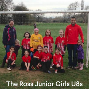 about us sponsorship ross on wye football