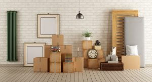 moving house budget storage boxes