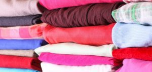 storage out-of-season clothes