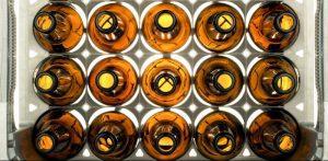 storage alcohol home bottles