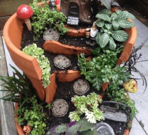 autumn garden storage