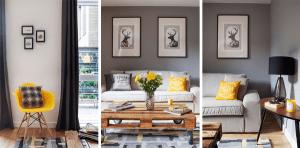 stylish storage living room