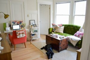 new year refresh declutter home
