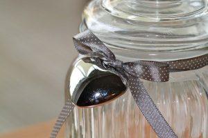new year refresh declutter jar