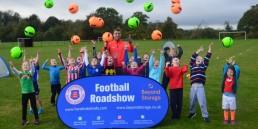 Ross-on-Wye Football Roadshow - Beyond Storage