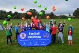 Ross-on-Wye Football Roadshow - Beyond Storage
