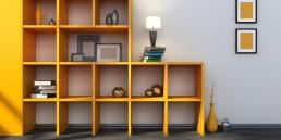detoxing decluttering home storage