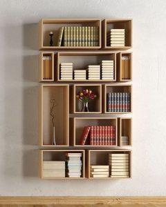 Bookshelf storage - Beyond Storage Living Rooms