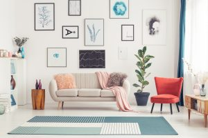 Colorful living room interior - Beyond Storage