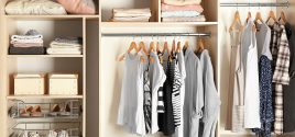 5 Golden Rules to Decluttering your Wardrobe