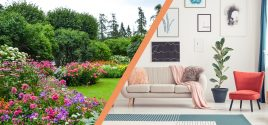 6 Tips to Brighten up your Home and Garden for Summer