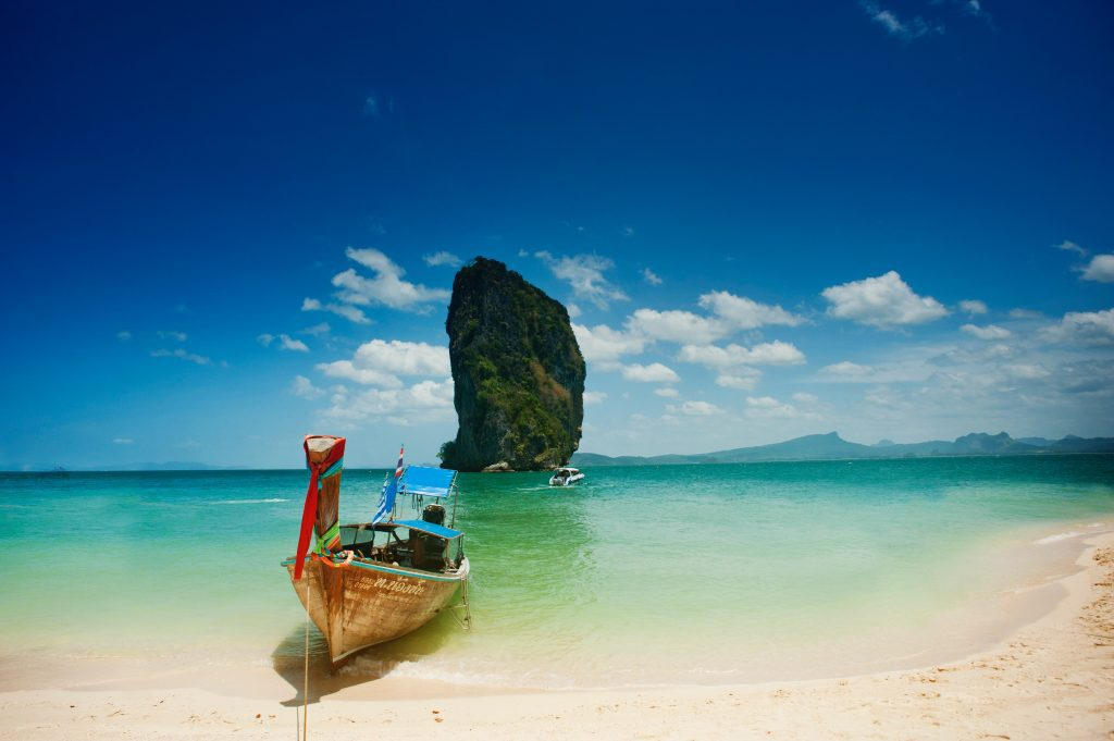 Thailand beaches - You don't need to be a student for a gap year!