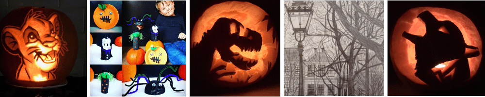 Halloween Arts - #HomeIsWhereTheArtIs