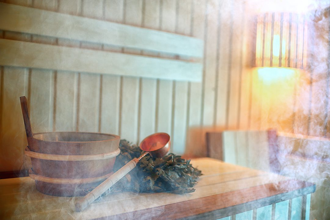 Russian sauna broom / sauna accessories, broom for sauna, Russia