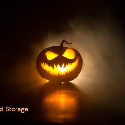 Beyond Storage Halloween Header
