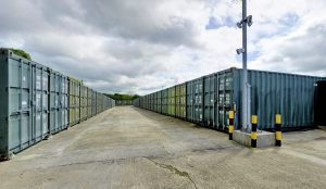Carmarthen Self-Storage Facility