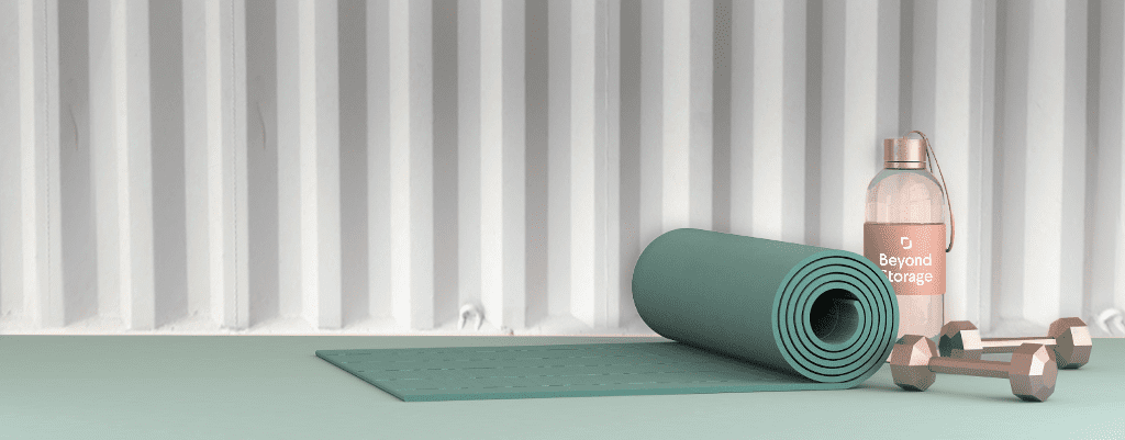 Storage Unit Gym
