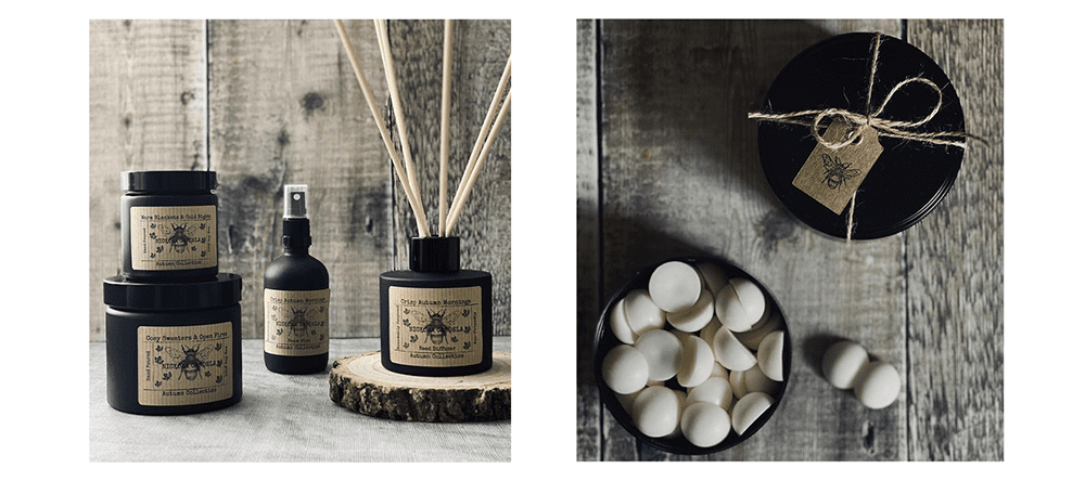 Small Business Gift Guide - Home Fragrance