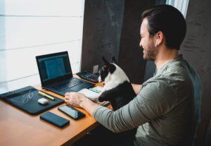 working from home solution